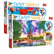 Puzzle Crazy Shapes